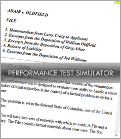 preparation for essay bar exam bar exam essay preparation  demo the california bar exam simulator